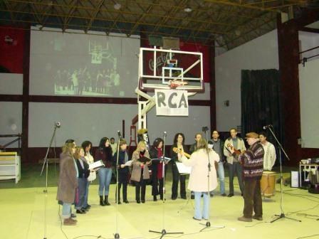 CORO POLIFONICO MUNICIPAL DE MORENO